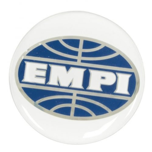 EMPI Polished Billet Aluminum Steering Wheel Boss Kit