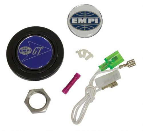 EMPI Type 2 Polished Billet Aluminum Steering Wheel Boss Kit