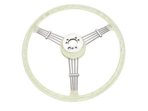 Banjo StyleSilver / GreyVintage Steering Wheel Kit