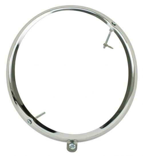 Chrome Type 1 & Type 2 Headlight Rim