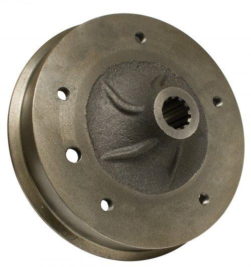 Brake Drum & Rotors