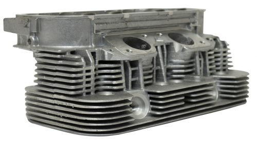 Complete 2.0L Cylinder Head for Bus