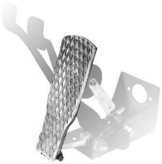 Foot Pedal Kit (Aluminum)