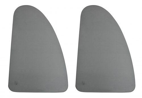 Grey Tinted Rear Quarter Windows