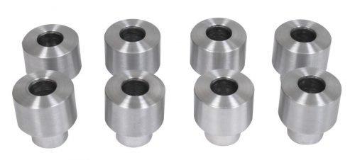 Aluminum Wrist Pin Buttons