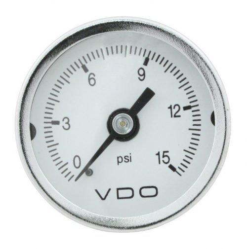 VDO 0-15 Mini PSI Gauge