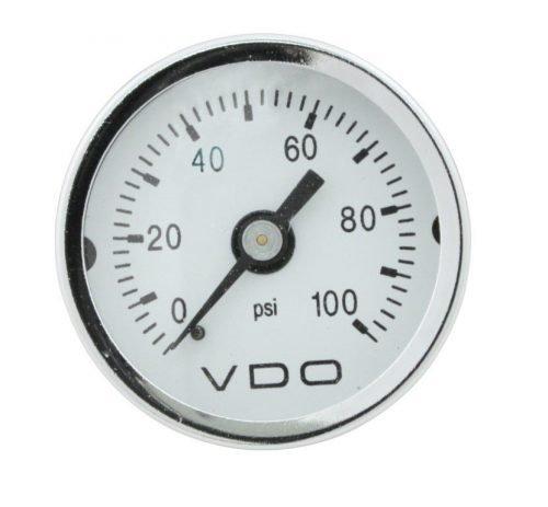 VDO 0-100 Mini PSI Gauge