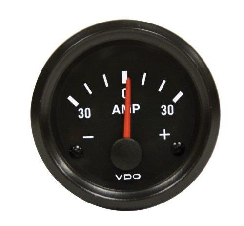 VDO Ammeter Gauge